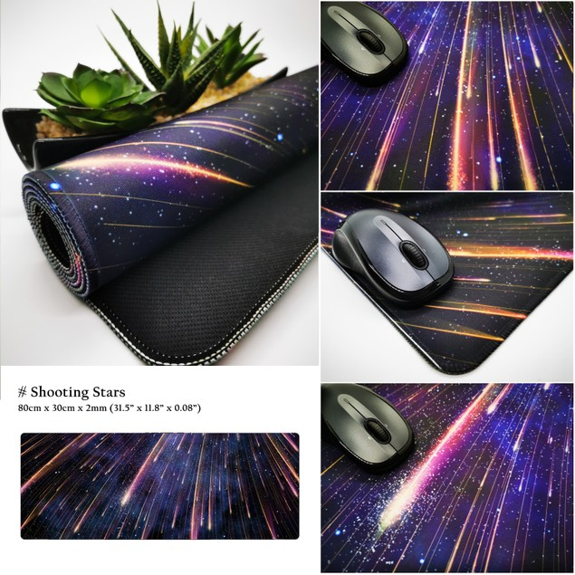 Extended Large Office/Home/Gaming Mouse Pad - Over 20 Styles!