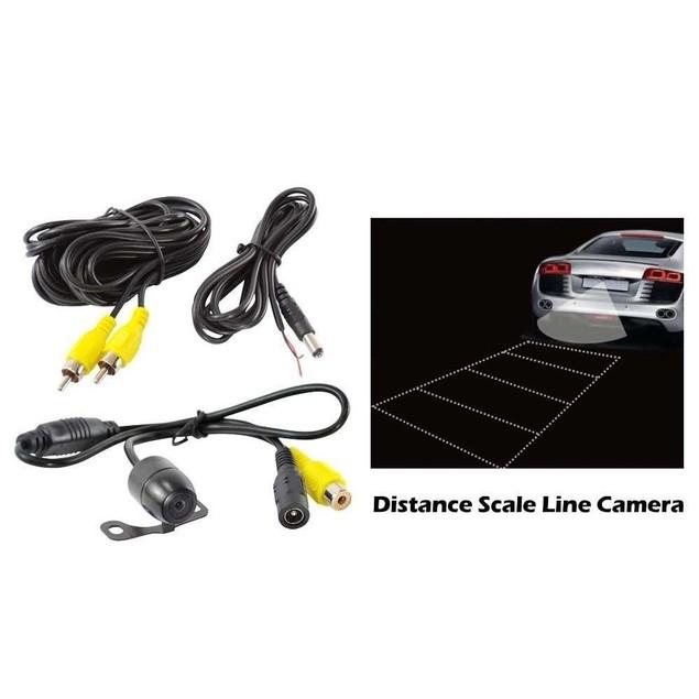 "Zone Tech 4.3""  Color Digital TFT LCD Screen Car Mirror Monitor Backup Cam"