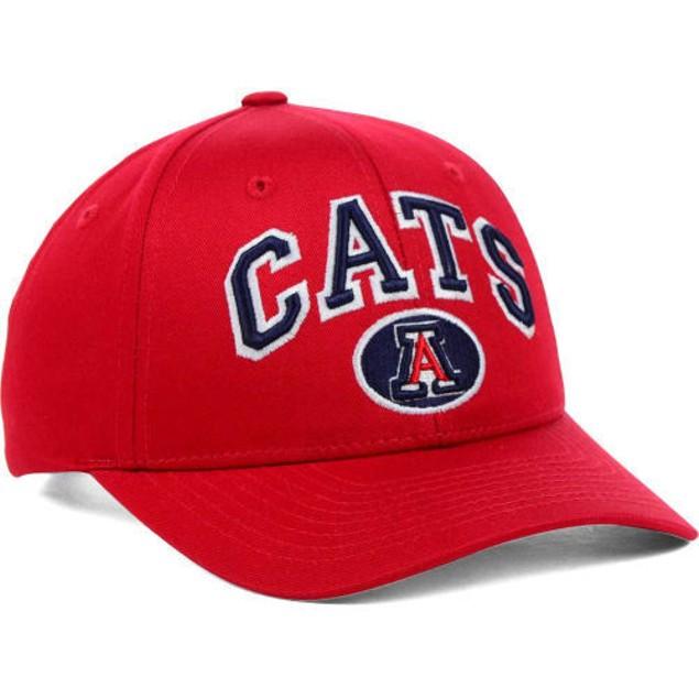 "Arizona Wildcates NCAA Zephyr ""Cats"" Snapback Hat"