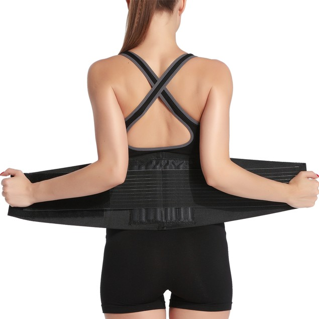 Women's Double-Compression Shaping Belt (Regular and Plus Sizes)