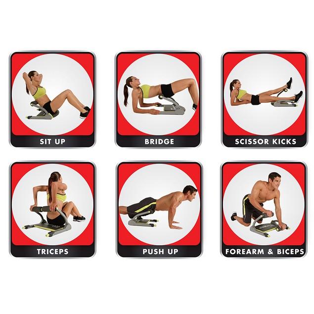 Wonder Core Smart Fitness Equipment