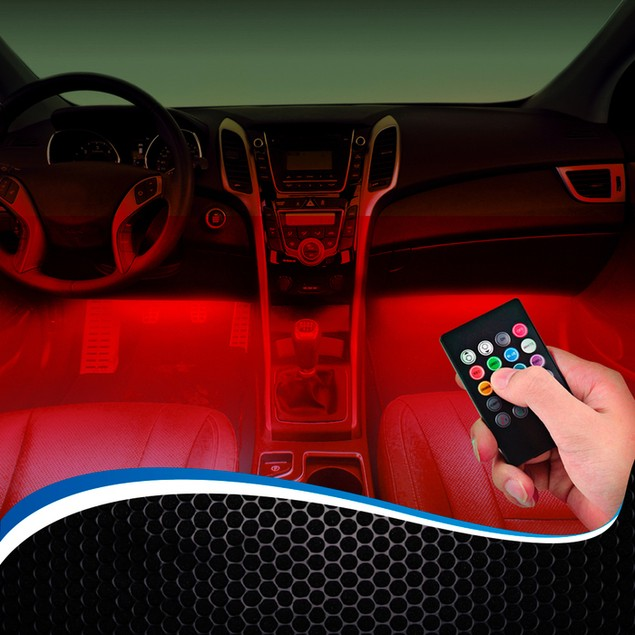 Car Interior Lights - Make Your Next Drive Fun & Exciting