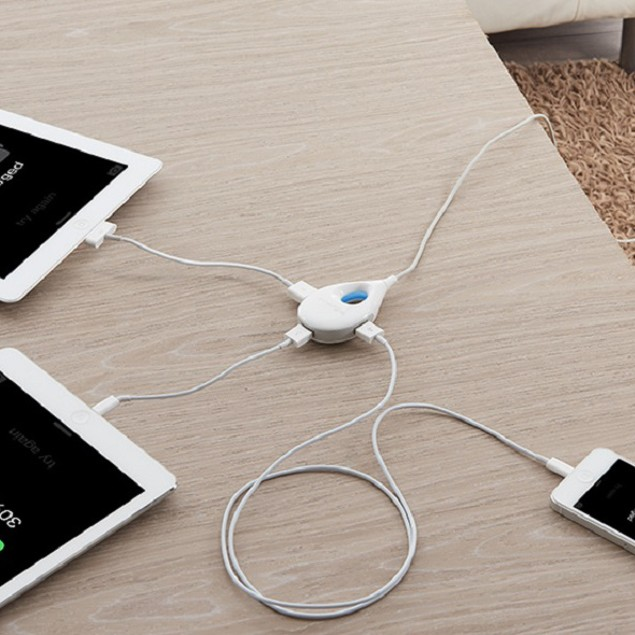 Innergie Lifehub 3 USB Power Hub with Extended Reach