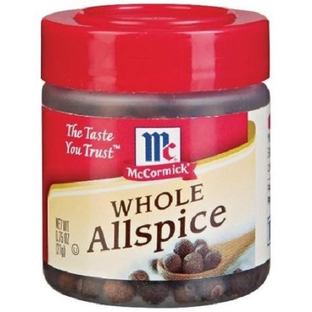 McCormick Whole Allspice