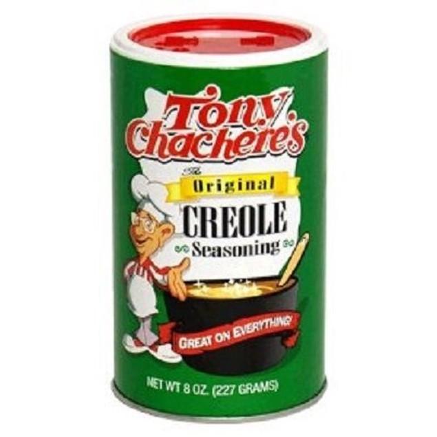 Tony Chachere's Original Creole Seasoning Chacheres