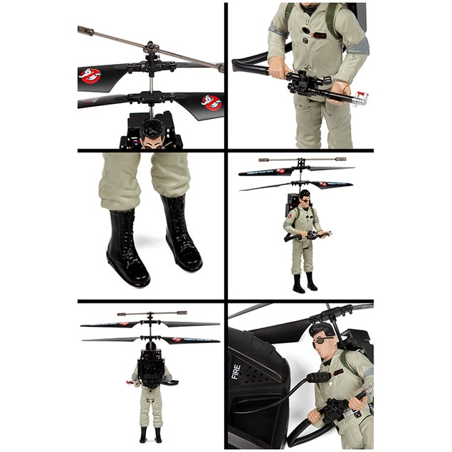 Ghostbusters Egon 2 Ch IR Helicopter