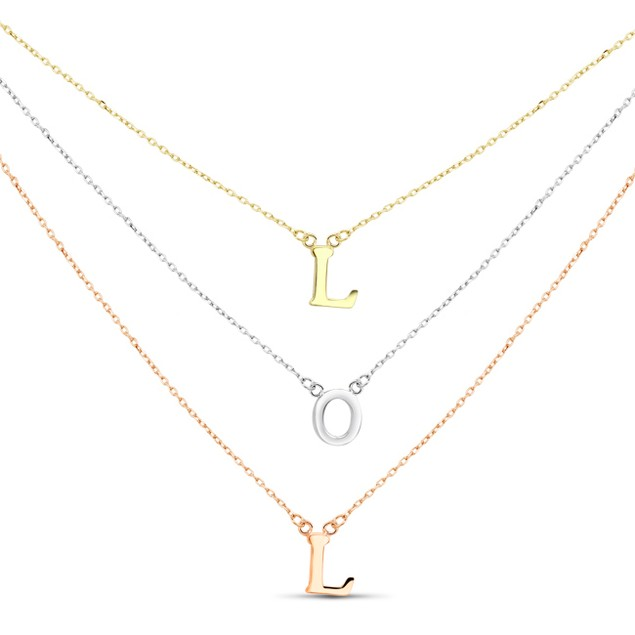 3-Pack: Trend Necklaces
