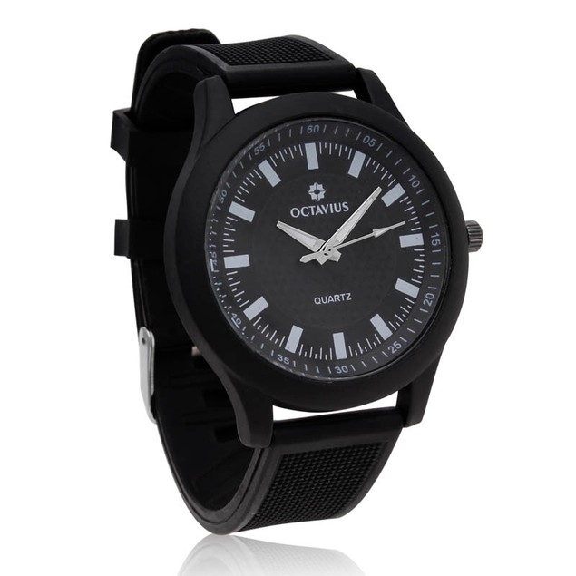 Octavius Every Man Watch - White
