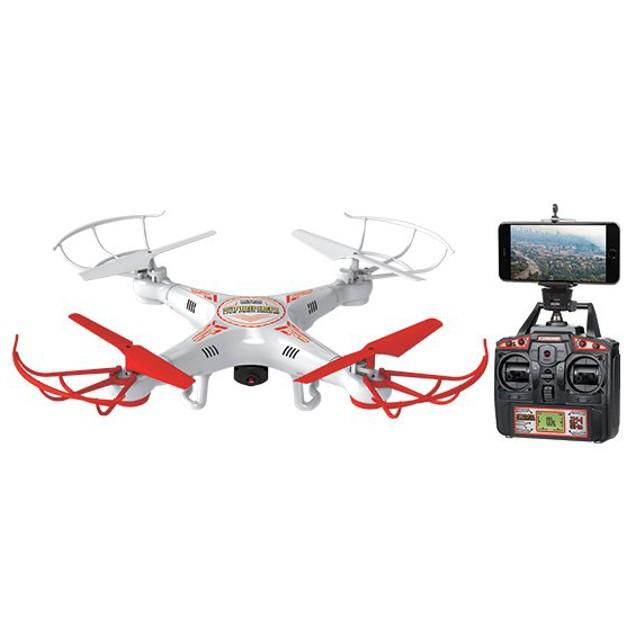 Striker Live Feed WiFi 2.4GHz 4.5CH RC Camera Spy Drone