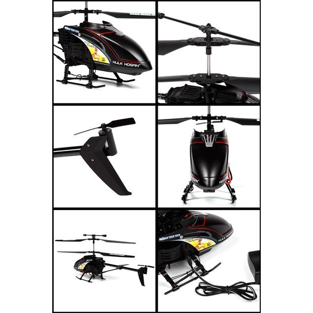 3.5ch Hulk Hogan Unbreakable Remote Control Gyro Helicopter