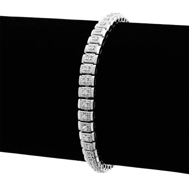 Diamond Tennis Bracelet 0.53cttw