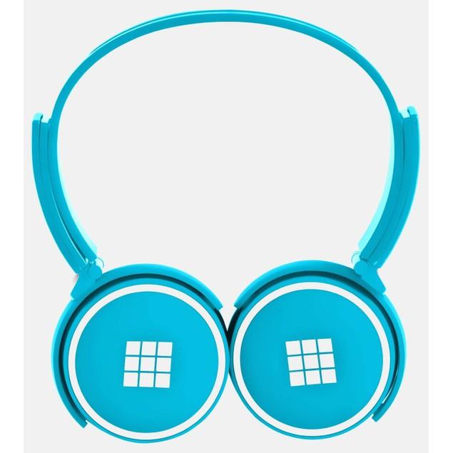 Polaroid Kids Safe Neon Stereo Headphones
