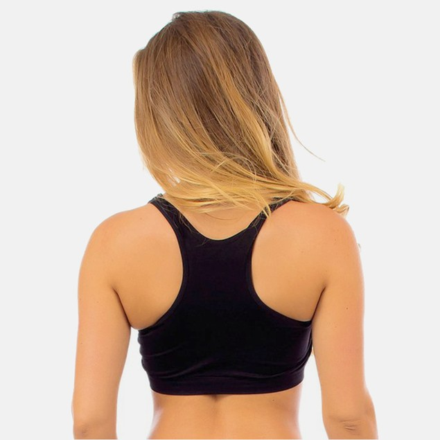 Womens 6-Pack Padded Sports Bras