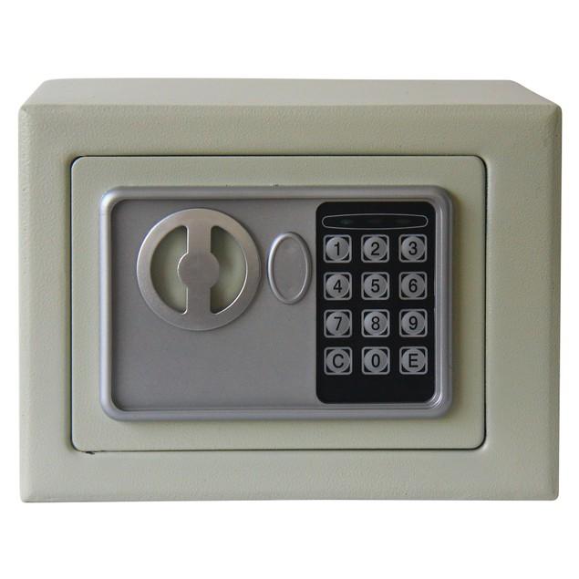Electronic Deluxe Digital Steel Safe
