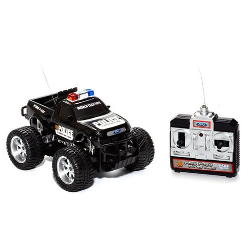 Licensed Ford F-150 Police Truck 1:24 Electric RTR RC Car