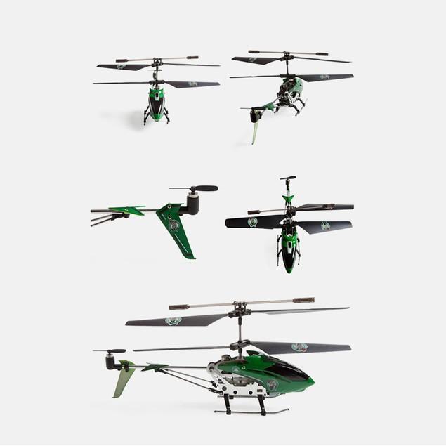 NBA Licensed Boston Celtics RC Helicopter