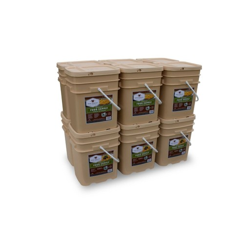 Wise Foods - 1440 Serving Package - 6 Months of Food