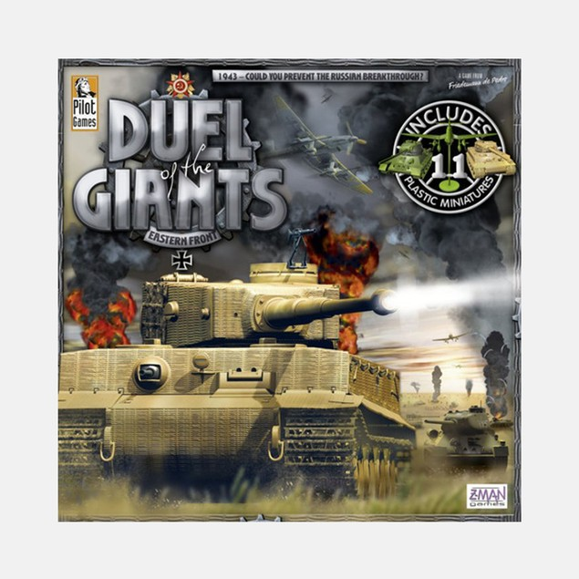 Duel of the Giants the Board Game