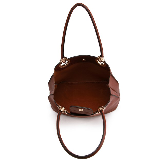 MKF Collection Susannah 2-in-1 Shoulder Tote by Mia K
