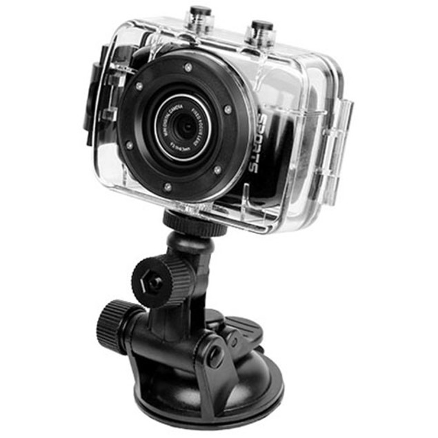 Waterproof HD Sports DV Action Camcorder