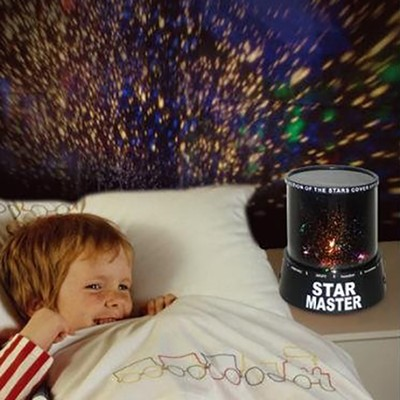 2-Pack Amazing Sky Star Master Projector Lamp