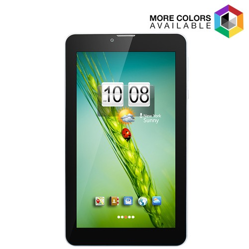 """Kocaso M776 7"""" 4GB Android Tablet with 3G Unlocked Cellular"""