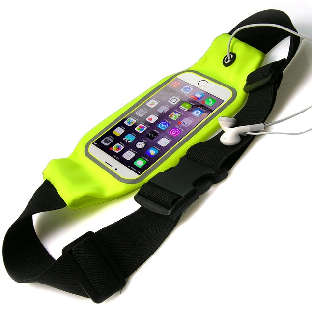 Sports Waist Band Smartphone Belt