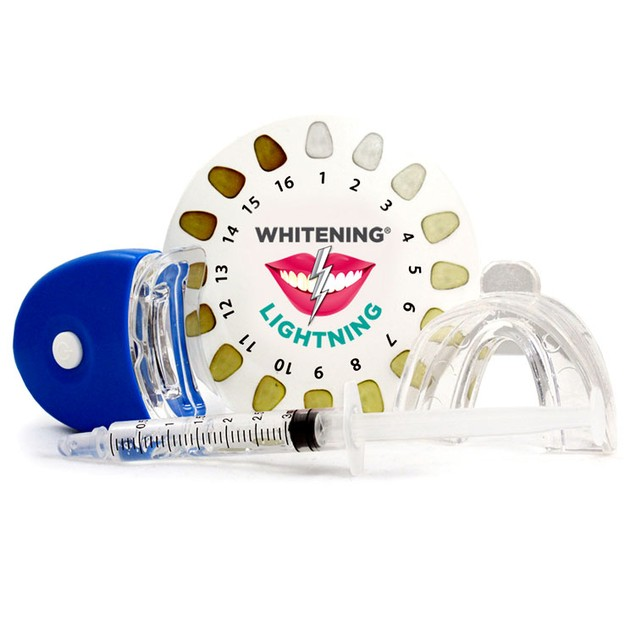 Whitening Lightning® Bright Express - Professional Teeth Whitening Kit