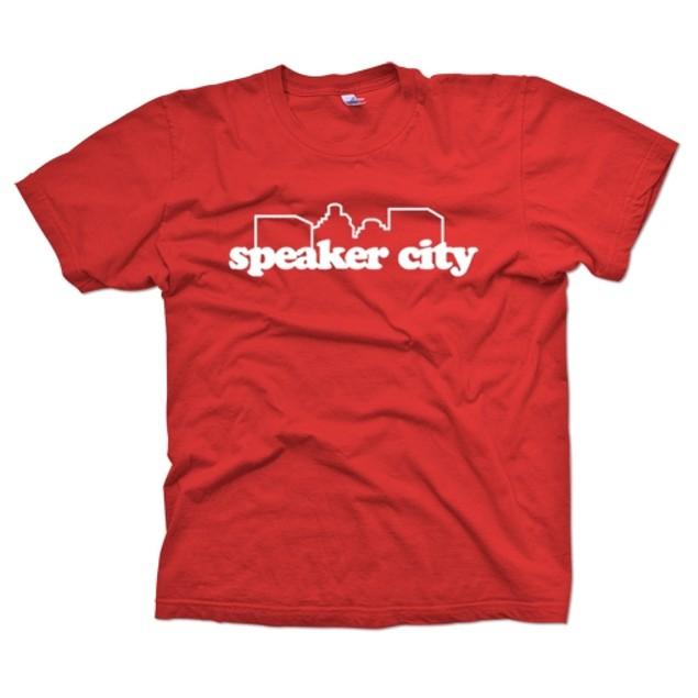 'Old School' Speaker City T-Shirt