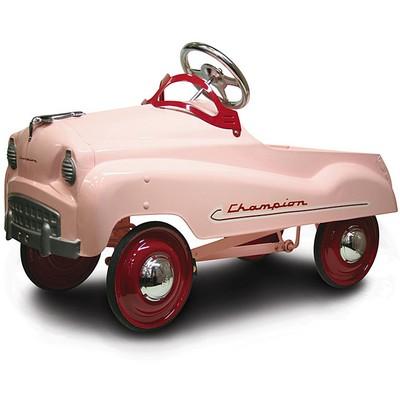Pink Champion Pedal Car