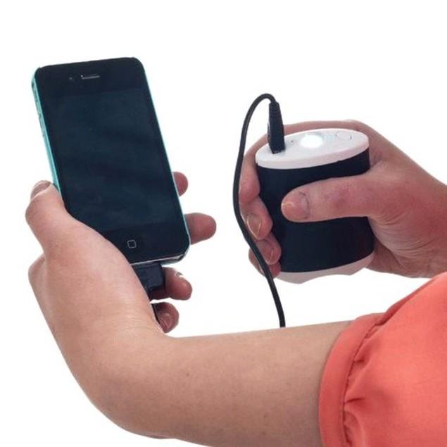 Northwest Portable Mobile Charger & LED Light & Hand Warmer 4400mAh