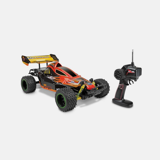 World Tech Toys Desert King Electric Truggy