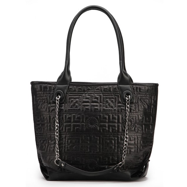 MKF Collection Greek Key Designer Tote