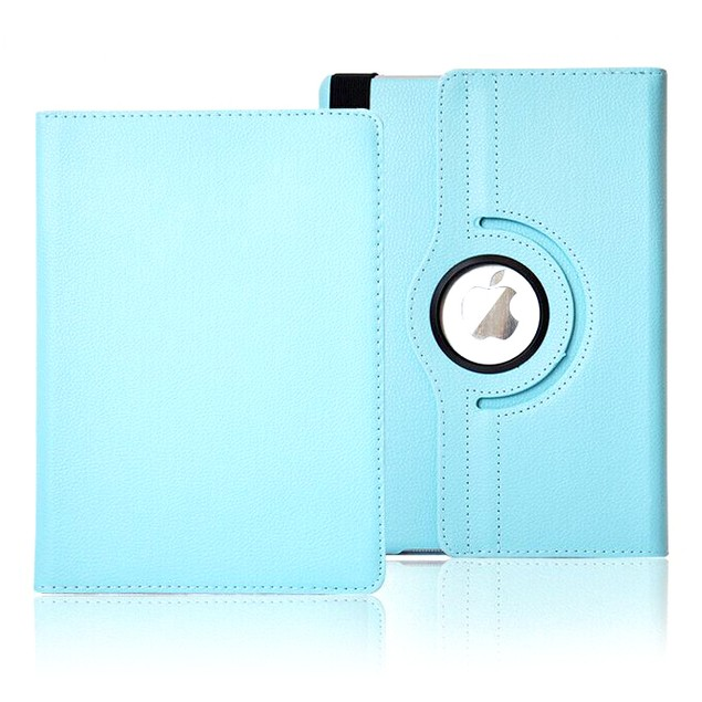 "iPM 360 Degree Rotary Stand PU Leather Case For iPad Pro (12.9"") - White"