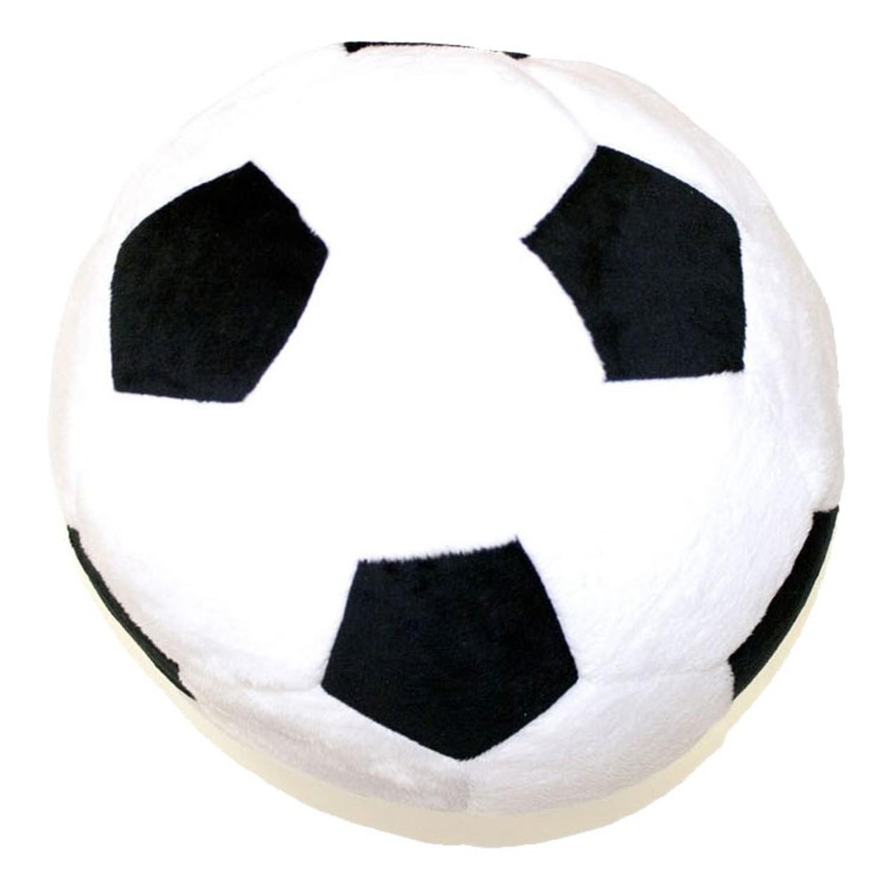 Soccer Ball Plush Pillow