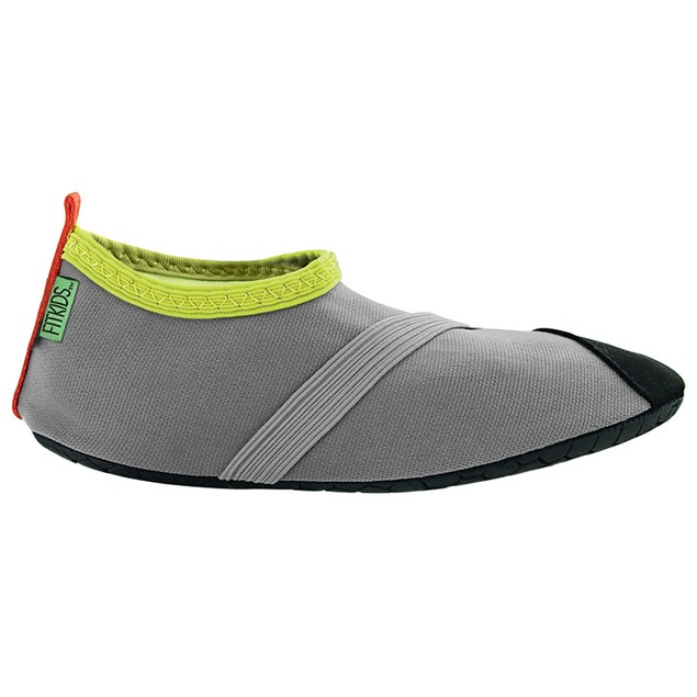 FitKicks Kids Slip On Fold and Go Shoes