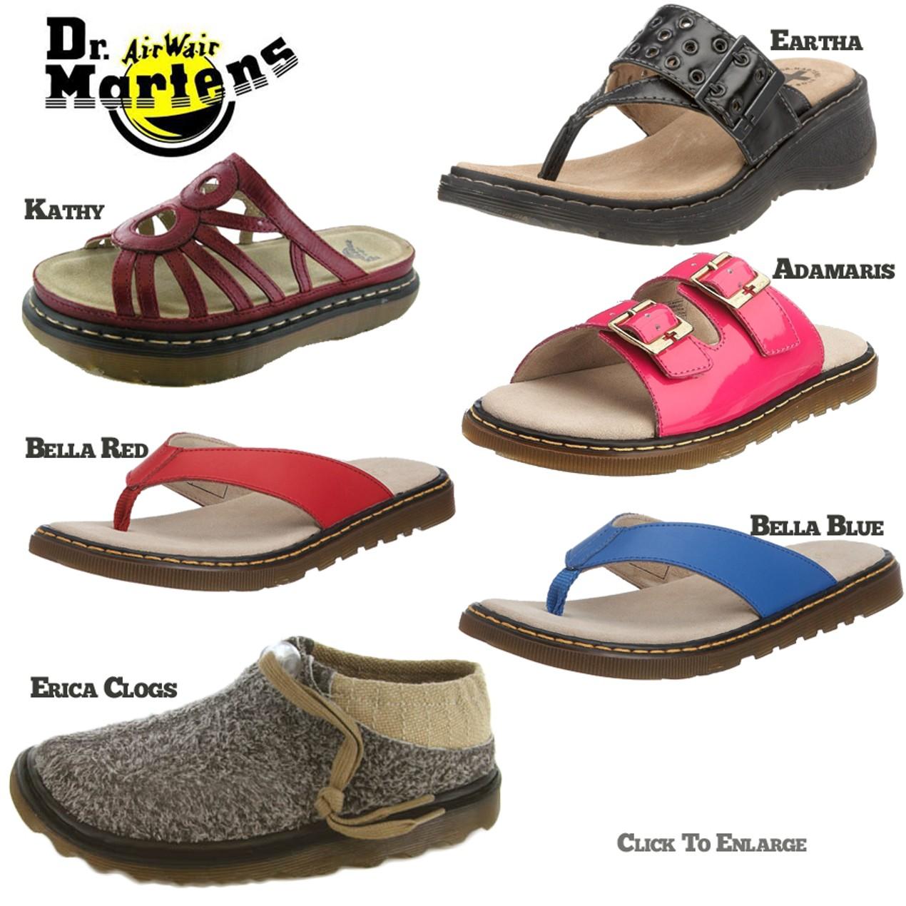 0262fad5ecb6e Dr. Martens Women's Shoes - Tanga