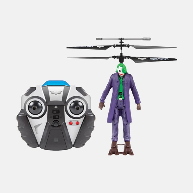 Joker DC Comic Helicopter