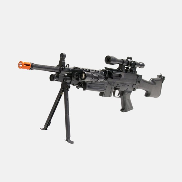 Mini Saw FPS-200 Spring Airsoft Machine Gun