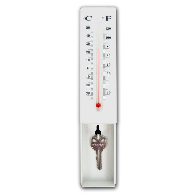 Thermometer Hide A Key
