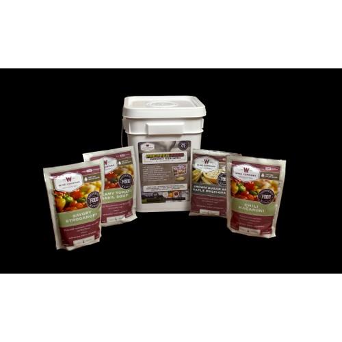 Wise Foods Outdoor Meals - Prepper Pack (52 Serving)