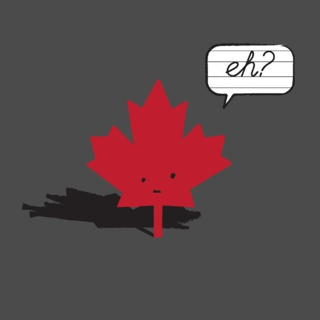 Canadian Eh? T-Shirt
