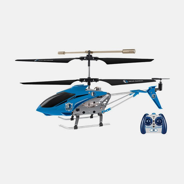 NBA Licensed Dallas Mavericks RC Helicopter