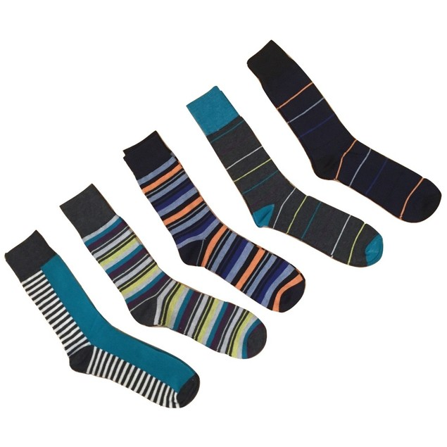 10-Pack Men's Beverly Hills Polo Club Fashion Socks