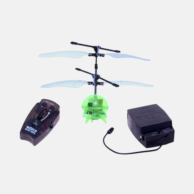 Intelli UFO 3CH Mini RC Helicopter