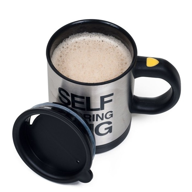 Chef Buddy Self Stirring Coffee Hot Chocolate