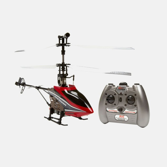 Metal F437 4.5CH RTR RC Helicopter