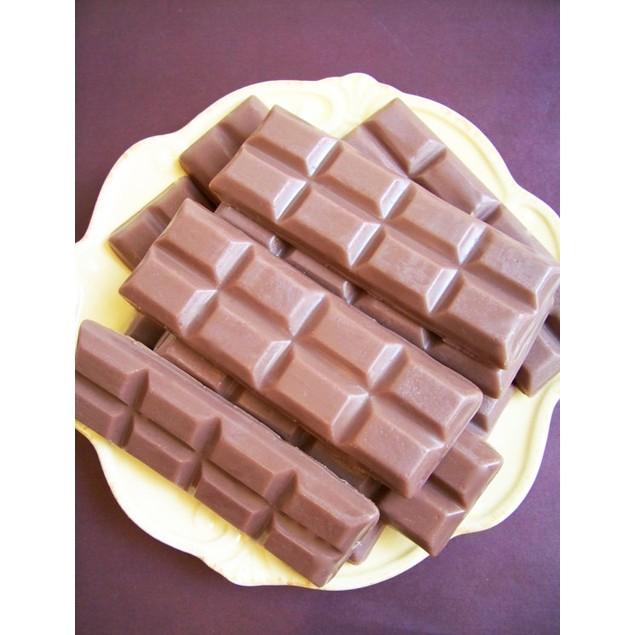 chocolate candy bar soap set bellechic. Black Bedroom Furniture Sets. Home Design Ideas