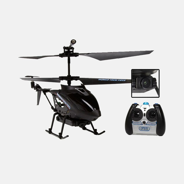 Metal Nano Spy RC Helicopter with Camera