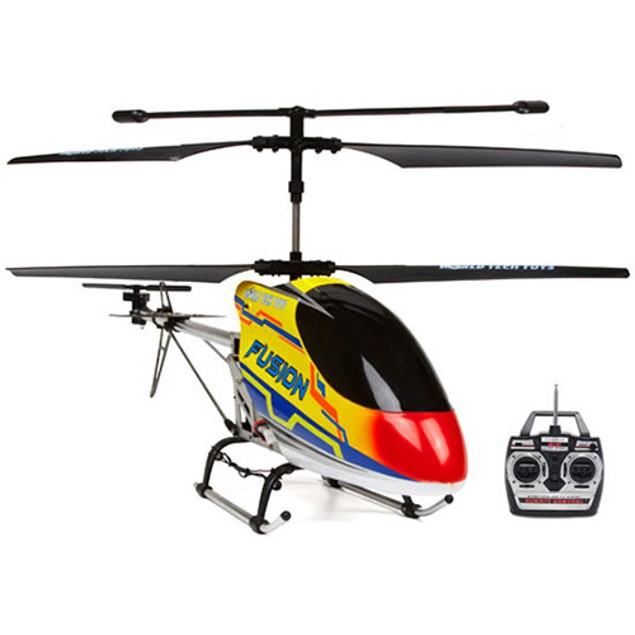 3.5ch Fusion Remote Control Gyro Helicopter